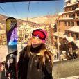 Ticiane Pinheiro compartilha fotos de suas férias em Colorado, nos Estados Unidos