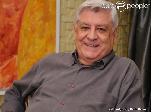 Lauro César Muniz não teve seu contrato renovado com a Record após oito anos