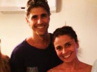 Giovanna Antonelli e Reynaldo Gianecchini abrem restaurante: 'Saúde com sabor'