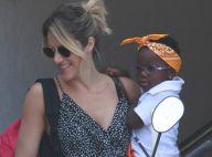 Giovanna Ewbank mostra 1º retrato da filha, Títi, na escola: 'Foto da turma'