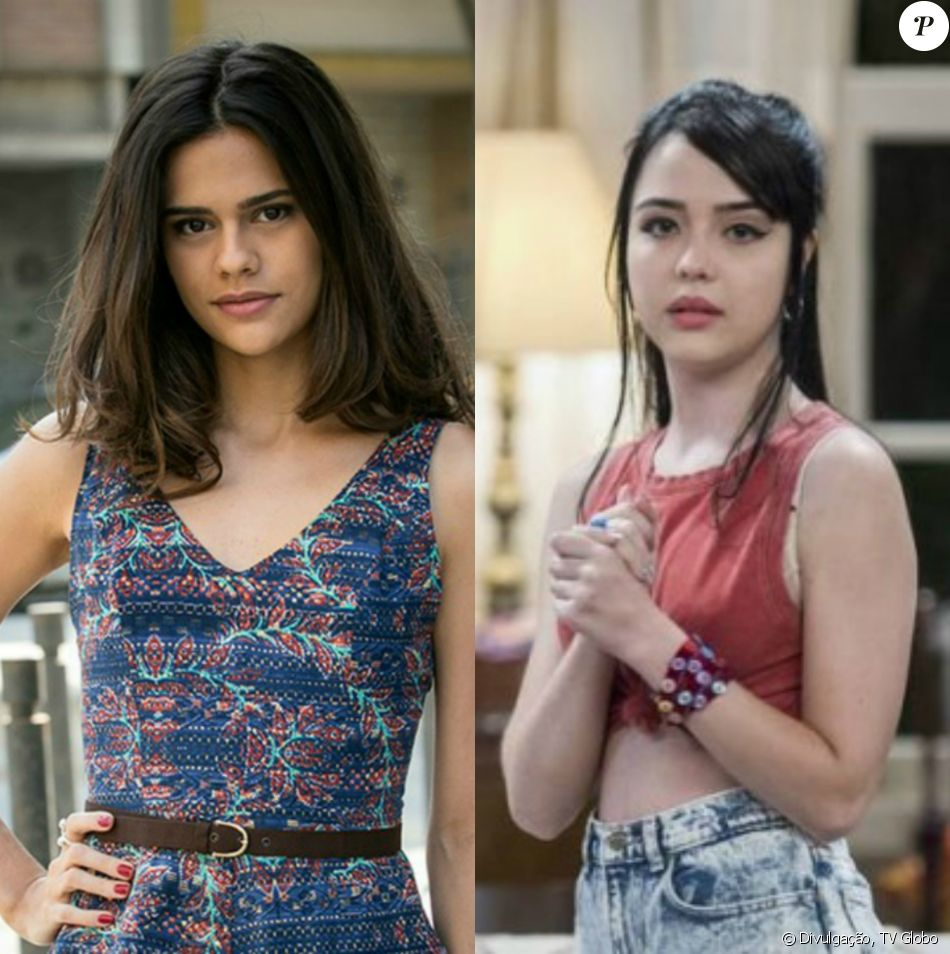 Arianne Botelho e Bella Piero negaram o afastamento definitivo de 'A Lei do Amor'