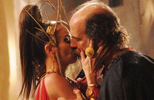 'A Terra Prometida': após matar Durgal, Ravena se casa com Kamir e assume trono