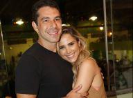 Wanessa Camargo e o marido, Marcus Buaiz, negam briga com Luciano: 'Tudo bem'