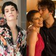 Flávia (Maria Flor) recrimina a reaproximação entre Tiago (Humberto Carrão) e Letícia (Isabella Santoni), e o acusa de esquecer que Isabela (Alice Wegmann) existiu, na novela 'A Lei do Amor'
