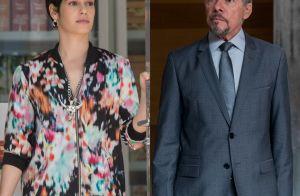 Novela 'A Lei do Amor': Tião é pai de Flávia e DJ é rejeitada pela mãe biológica