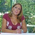 Susana Vieira chorou ao se despedir do 'Vídeo Show' nesta quinta-feira, 15 de dezembro de 2016