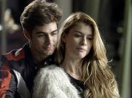 Novela 'Rock Story': Léo joga balde de gelo em Gui e Diana pede um tempo
