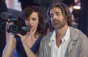 Novela 'A Lei do Amor': Pedro e Analu instalam câmera na casa da mãe de Ciro