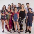 'A Cara do Pai', série da Globo, estreia neste domingo. Conheça os personagens na galereia preparada pelo Purepeople!