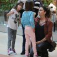 Giovanna Antonelli dribla a rotina com os cuidados com os filhos: ' Gosto de me dedicar. Sou uma mãe leoa e costumo dizer que sou como 99% das mulheres brasileiras que tem tomam conta de casa, dos filhos, trabalham e ganham dinheiro'