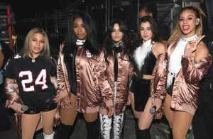 Lauren Jauregui faz show com Fifth Harmony após polêmica com drogas. Fotos!