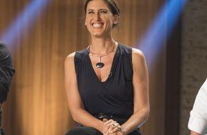 Paola Carosella diz que filha critica suas receitas: 'Nota 2 para bolo de fubá'