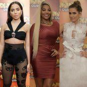 'Caldeirão de Ouro': veja look de Anitta, Ludmilla e mais famosos. Fotos!