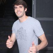 Modelo Carolina Dias é apontada como namorada de Kaká por prima do atleta na web