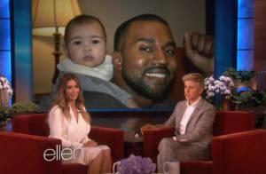 Kim Kardashian fala sobre gravidez: 'Não desejo para ninguém, não foi boa'