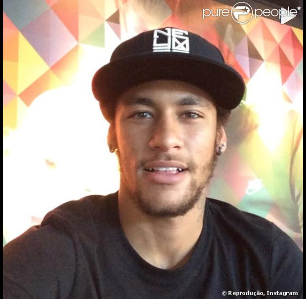 Neymar Instagram Official