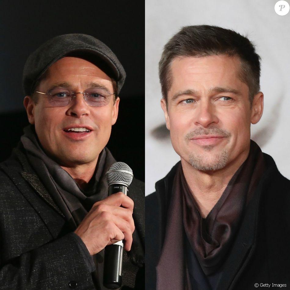 Brad Pitt faz procedimentos estéticos após separação de Angelina Jolie, afirma site 'Radar Online'