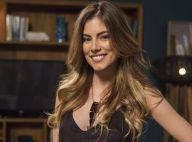 Grávida, Bruna Hamú diz que é paparicada por elenco de 'A Lei do Amor':'Delícia'