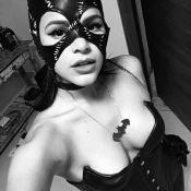 Bruna Marquezine usou corset de R$ 1.490 em festa com Neymar: 'É de couro'
