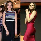 Monica Iozzi brinca sobre perda de peso: 'Fiz dieta baseada em vodka e torresmo'