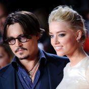 Johnny Depp e Amber Heard estariam noivos; atriz foi vista com anel suspeito