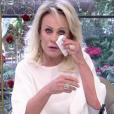 Ana Maria Braga chora com pedido natalino de diarista: 'Mulher simples, exemplo'