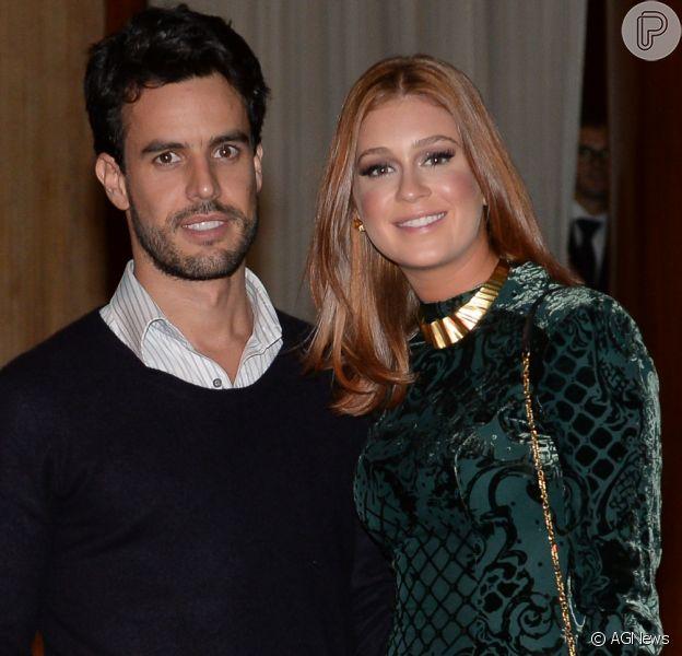 Marina Ruy Barbosa rejeita casamento luxuoso com Xandinho Negrão, como contou em entrevista ao jornal 'O Globo' neste domingo, dia 25 de dezembro de 2016