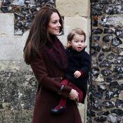 Princesa Charlotte rouba cena com meia-calça colorida em missa de Natal. Fotos!