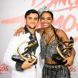 Felipe Simas venceu o quadro 'Dança dos Famosos'