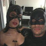 Neymar exibe nova tatuagem e fãs questionam: 'Bruna Marquezine de Mulher-Gato?'