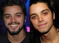 Rodrigo Simas muda cabelo e tira barba para viver índio em 'Novo Mundo': 'Piatã'