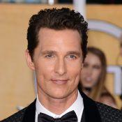 Matthew McConaughey conta como emagreceu 20 kg para filme: 'Pudim de tapioca'