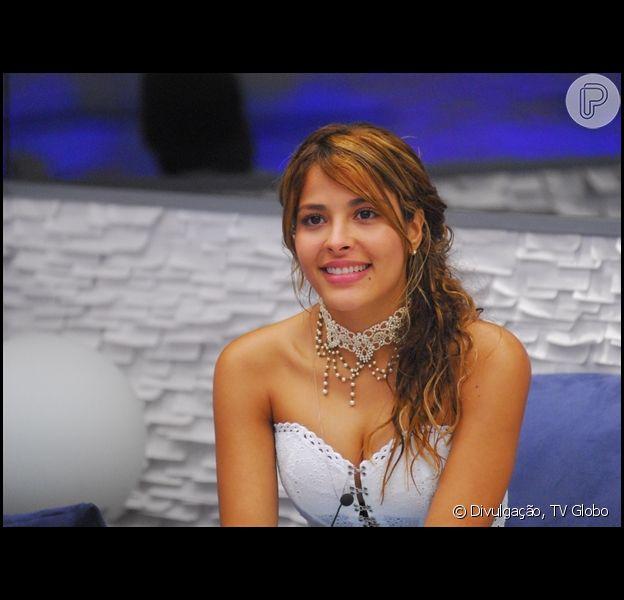 Gyselle Soares é uma das ex-participantes do 'BBB' cotadas para voltar nesta 13ª edição, que estreia nesta terça-feira, 8 de janeiro de 2013