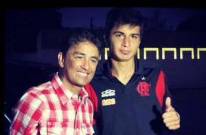 Filho de Bebeto nega romance com Bruna Marquezine: 'Não faria isso com Neymar'