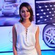 Sophie Charlotte brilhou em evento da Mercedes-Benz em São Paulo nesta terça-feira, 28 de janeiro de 2014