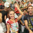 Neste Carnaval, Paloma Bernardi vai desfilar como musa da Grande Rio
