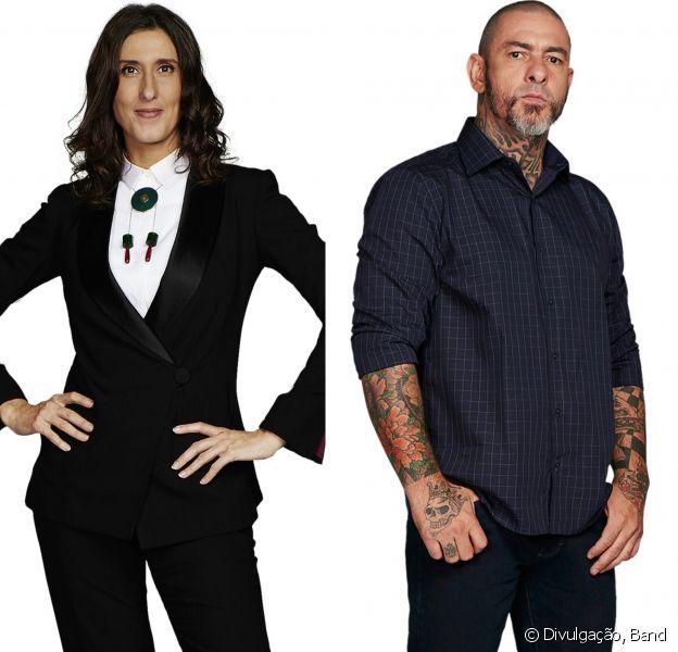 Paola Carosella e Henrique Fogaça seguem no 'MasterChef' após problema em agenda. Informação foi divulgada nesta quinta-feira, 02 de fevereiro de 2017