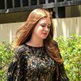 Marina Ruy Barbosa passeou por São Paulo após dia de beleza, nesta quinta-feira, 2 de fevereiro de 2017
