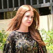 Dia de beleza! Marina Ruy Barbosa faz hidratação de R$ 380: 'Cabelo sem frizz'