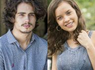 Novela 'Rock Story': Nicolau passa noite cuidando de Luana e discute com JF