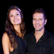 Sophie Charlotte e o marido, Daniel de Oliveira, vão a show de Gilberto Gil