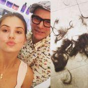 Camila Queiroz radicaliza e adota cabelo curto para novela 'Pega Ladrão'