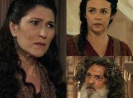 Fim de 'A Terra Prometida': Léia flagra Quemuel e Yana juntos em plano de Tobias
