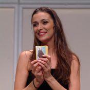 Mônica Martelli sobre ex, produtor de sua peça: 'Ele é um paizão e viaja comigo'