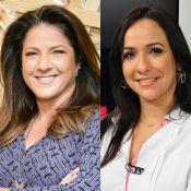 Oscar: saúde afasta Maria Beltrão de transmissão e Christiane Pelajo a substitui