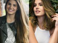 Antes e depois: veja famosas, como Camila Queiroz, que deram adeus ao cabelão