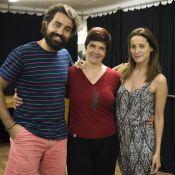 Novela 'Novo Mundo': Ricardo Pereira e Maria João formarão casal de portugueses