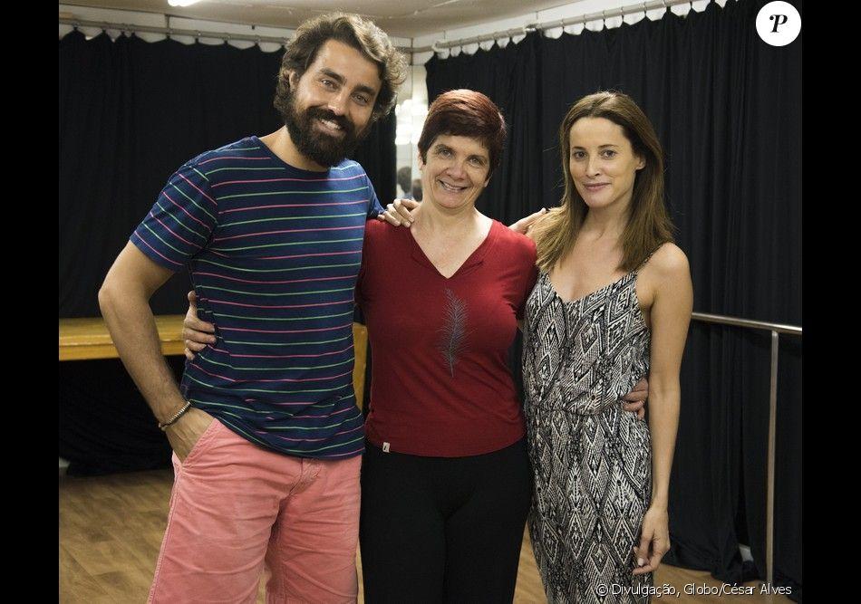 Ricardo Pereira e Maria João viverão um casal de portugueses na nova novela das seis 'Novo Mundo', com estreia prevista para março