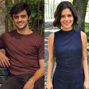 Felipe Simas será surfista e par de Julia Dalavia, portadora de HIV, em série