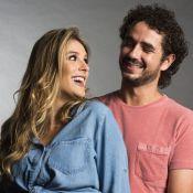 Rafa Brites elogia atuação de Felipe Andreoli como pai: 'Surpreendeu de tão bom'